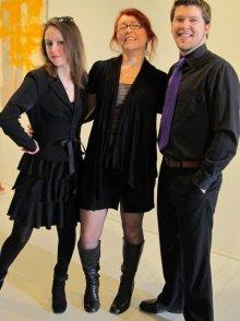 ANTOINE: Patron (On set): Maine Media College 2011 (Lily Christine, Christine Andersen Tupper, SAS)