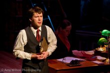 84 CHARING CROSS ROAD: (Photo by Amy Wilton) SCOTT ANTHONY SMITH - WILLIAM HUMPHRIES, EVERYMAN REPERTORY THEATRE (2011)