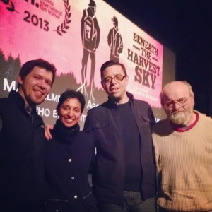 Scott Anthony Smith, Gita Pullapilly, Aron Gaudet, Peter Paton (BENEATH THE HARVEST SKY)
