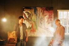 POWDER COAT: Chews (On set): Maine Media Workshops 2012 (SAS, Jim James)