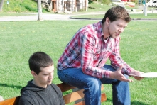 EYES WELL-SEEING: Lance (On location): Maine Media Workshops 2012 (Tyler Johnstone, SAS)