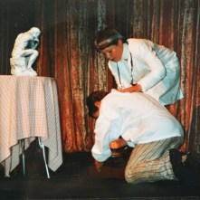A WORK OF ART: SAS - DOCTOR KOSHELKOV, JOSH ROSE - DIMITRI, MARSH RIVER THEATER CAMP (1998)