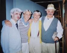 THE EXPLORATORS CLUB: EVAN PORCHETTA, ADAM HALL, SAS, STEPHEN MITCHELL, MARSH RIVER THEATER CAMP (2001)