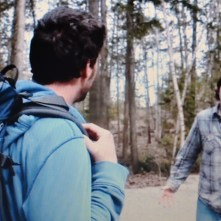 HITCHHIKERS: John (On location): Maine Media College 2009 (Director Kevin Carragher) Andrew Sawyer, SAS