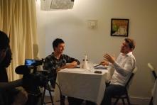 ONE LOVE: Owen (On set): Maine Media Workshops 2012 (Forest Taber, SAS)