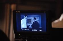THE HAMILTON: Mr. Smith (On set): Maine Media College 2011 (Nik Siefke, SAS)
