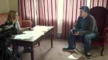 JOURNEY: Ryan Roseworth (On set): Maine Media Workshops 2012 (Leah Cook, SAS)