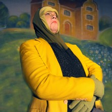 THE WIND IN THE WILLOWS: (Photo by Tom Sadowski) SCOTT ANTHONY SMITH - MR. TOAD, BELFAST MASKERS (2008)