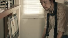 THE DRUG: Professor Joseph Barkley (On set): Peter Dimako/Maine Media Workshops 2014 (SAS)