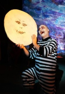 THE ADDAMS FAMILY: (Photo by Jozsef Balla) SCOTT ANTHONY SMITH - UNCLE FESTER, BELFAST MASKERS (2016)