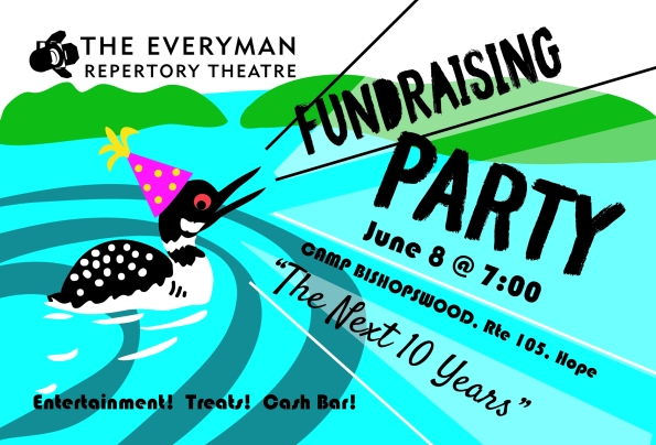 Everyman Rep Fundraising Party