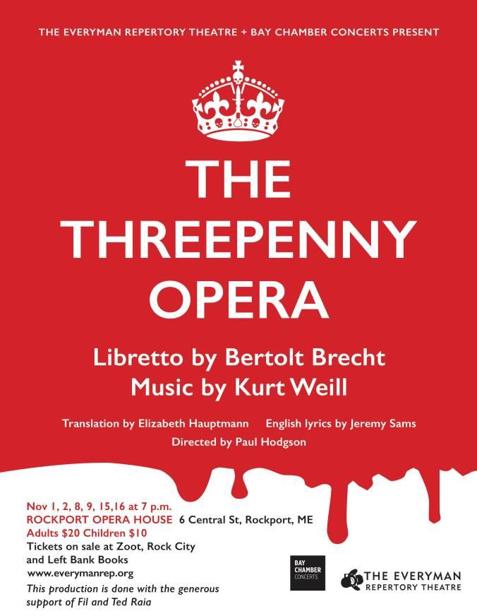 The Threepenny Opera Everyman Rep
